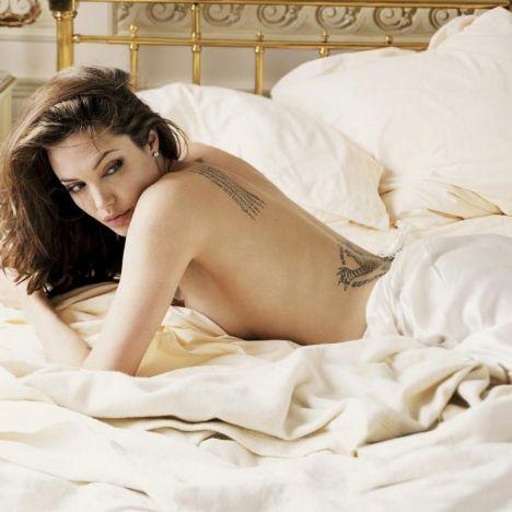 Jolie'nin şok pozları - 15